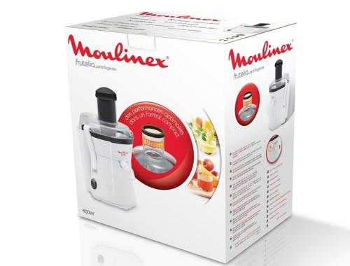 Recensione Moulinex JU350B39 - Oasi del succo - Bianco