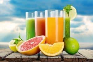 Guida - Quali sono i lati positivi del bere centrifugati - Pompelmo rosa -Oasi del succo