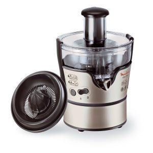Recensione centrifuga Moulinex JU385H - Motore da 300 watt - Oasi del succo