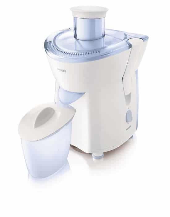 Recensione centrifuga Philips HR1823_70 - Motore 220 watt - Oasi del succo