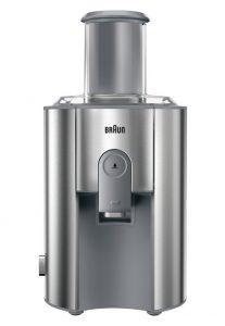 Recensione centrifuga Braun Multiquick 7 J700 - 2 velocita selezionabili - Oasi del succo